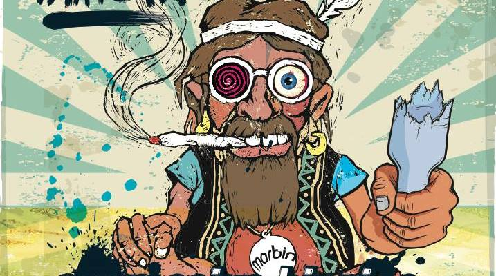 עטיפת Aggressive Hippies לפייסבוק