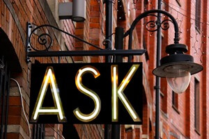 שאלו שאלה שהתשובה עליה קצרה ופשוטה
